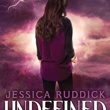 Cover Reveal: Undefined by @jessicamruddick