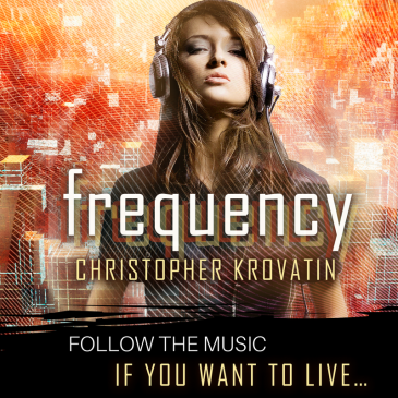 Blog Tour: Frequency by Christopher Krovatin @entangledteen