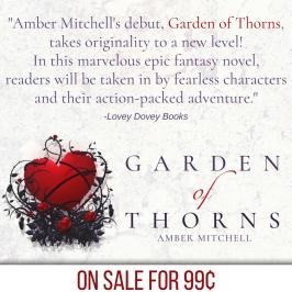 Book Blitz: Garden of Thorns by @Amberinblunderl @EntangledTeen