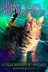 Paws, Claws, and Magic Tales, an Anthology, H.L. Burke | www.angeleya.com