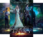 Book Review: Biodome Chronicles series by Jesikah Sundin (Legacy, Elements, Gamemaster) | www.angeleya.com