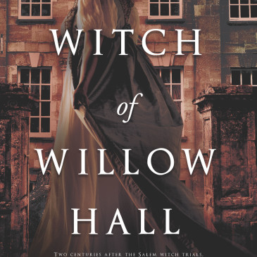 Book Blitz: The Witch of Willow Hall by @HesterBFox