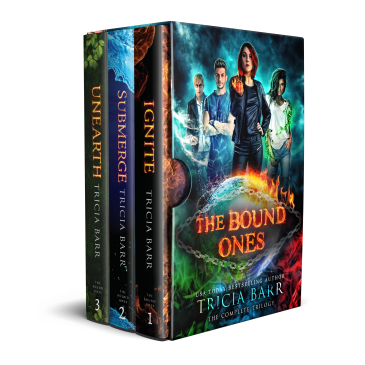 Book Review: Bound Ones Boxed Set by Tricia Barr