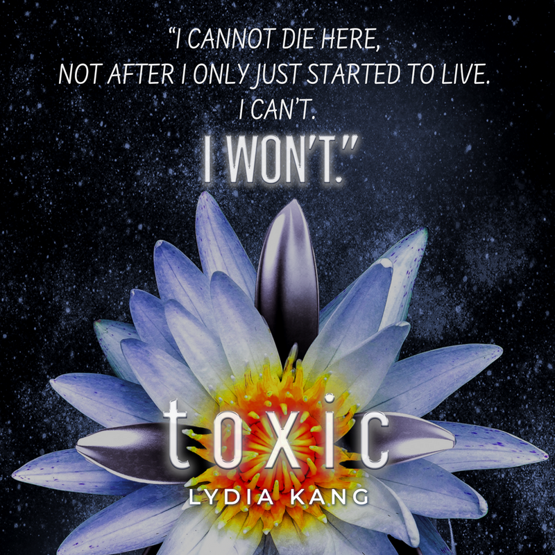 Quote 1: Toxic by Lydia Kang, Entangled Teen   Tour organized by YA Bound   www.angeleya.com