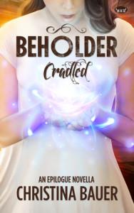 Cradled by Christina Bauer | Tour organized by YA Bound | www.angeleya.com