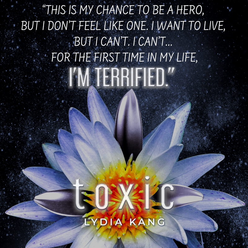 Quote 2: Toxic by Lydia Kang, Entangled Teen   Tour organized by YA Bound   www.angeleya.com