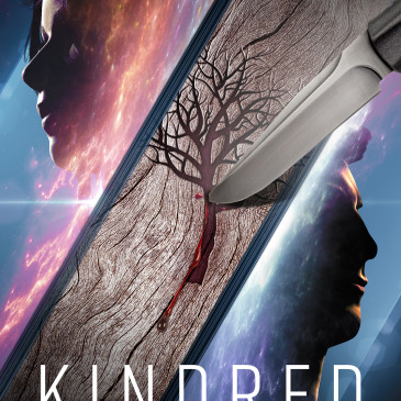 Cover Reveal: Kindred by @ThisisIndieG