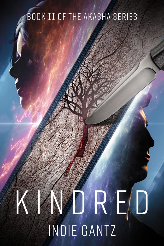 Cover Reveal: Kindred by Indie Gantz   Tour organized by YA Bound   www.angeleya.com