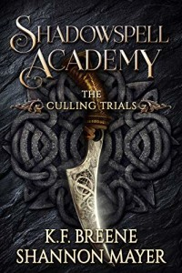 Shadowspell Academy by K.F. Breene and Shannon Mayer | www.angeleya.com
