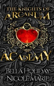 The Knights of Arcanum Academy | www.angeleya.com