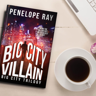 Blog Tour: Big City Villain by Penelope Ray