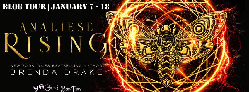 Blog Tour: Analiese Rising by Brenda Drake | Tour organized by YA Bound | www.angeleya.com