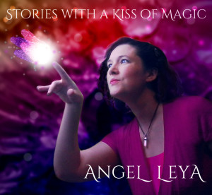 Angel Leya, Author of stories with a kiss of magic. ;) | www.angeleya.com