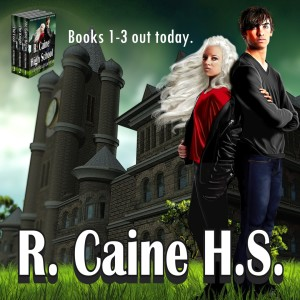 Quote 3: R. Caine High School by Victoria Danann | Tour organized by YA Bound | www.angeleya.com