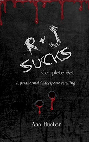 Book Review: R+J Sucks by Ann Hunter