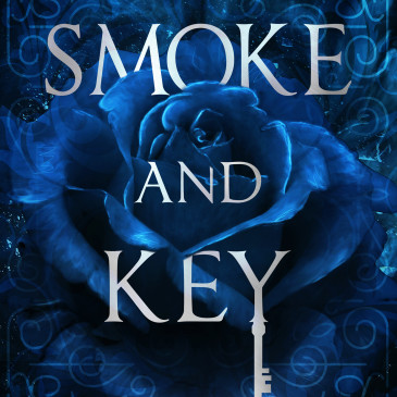 Cover Reveal: Smoke and Key by @KelseyJSutton @EntangledTeen