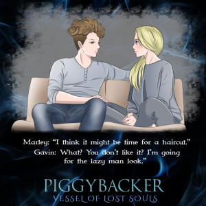 Quote 1 from Piggybacker by Mikki Noble | Tour organized by Xpresso Book Tours | www.angeleya.com