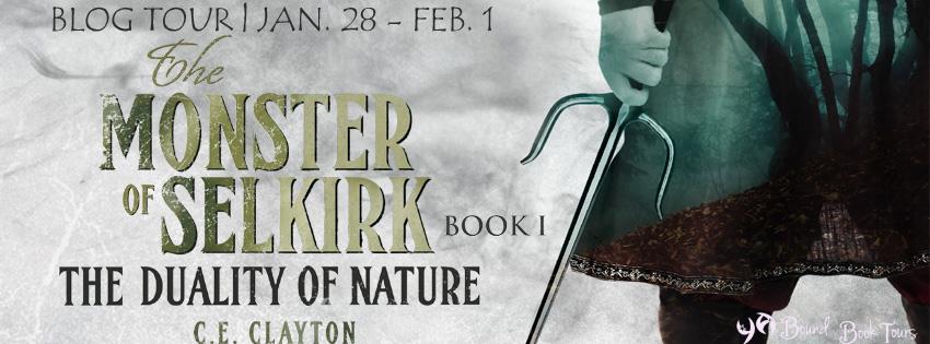 Blog Tour: The Duality of Nature by C.E. Clayton | Tour organized by YA Bound | www.angeleya.com