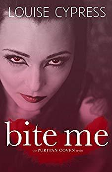 Book Review: Bite Me by Louise Cypress @JennBardsley 