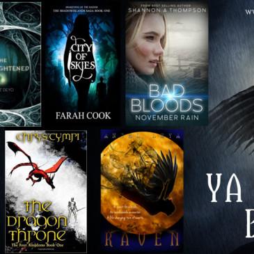 7 Free YA Fantasy Books!