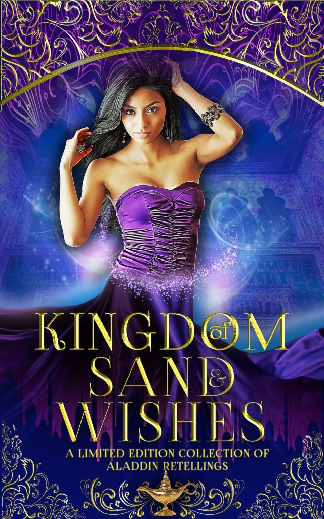 Kingdom of Sand and Wishes Anthology Boxset | Tour organized by XPresso Book Tours | www.angeleya.com