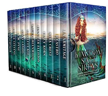 Book Blitz: Kingdom of Salt & Sirens Boxed Set @KingdomofFairytales