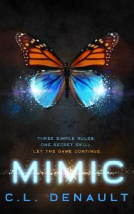 Mimic by C.L. Denault | Tour organized by XPresso Book Tours | www.angeleya.com