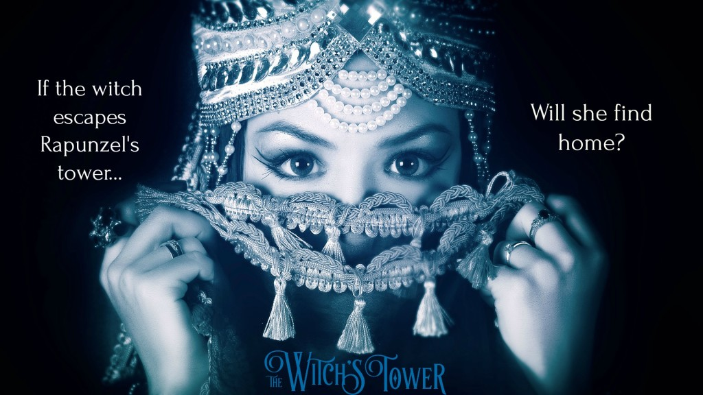 Promo Image 2: The Witch's Tower by Tamara Grantham | Tour organized by XPresso Book Tours | www.angeleya.com