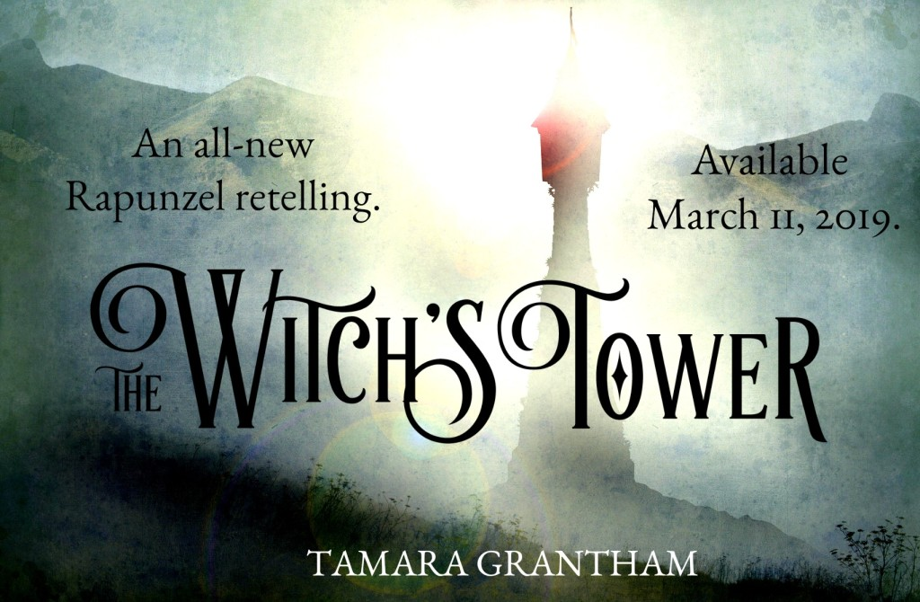 Promo Image: The Witch's Tower by Tamara Grantham | Tour organized by XPresso Book Tours | www.angeleya.com