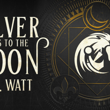 Book Blitz: As Silver Is to the Moon by @ryanwatt99