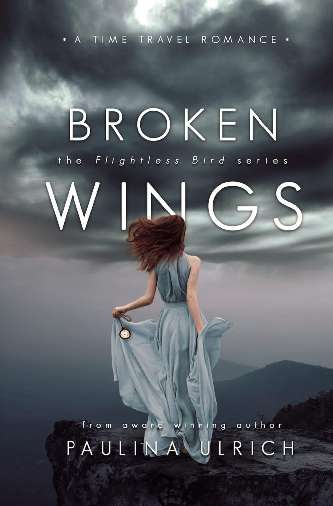Broken Wings by Paulina Ulrich | Tour organized by XPresso Book Tours | www.angeleya.com