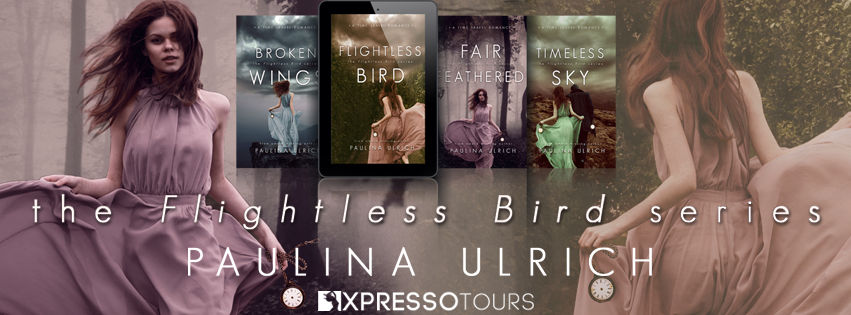 Cover Reveal: Flightless Bird Series by Paulina Ulrich
