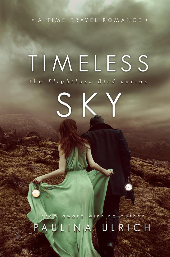 Timeless Sky by Paulina Ulrich | Tour organized by XPresso Book Tours | www.angeleya.com