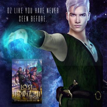 Book Blitz: Lost Horizon by Michelle Hercules