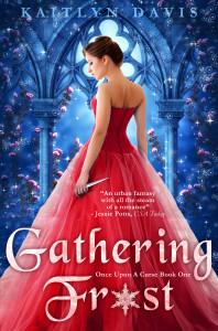 Gathering Frost by Kaitlyn Davis   Tour organized by YA Bound   www.angeleya.com