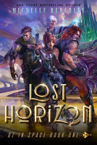 Lost Horizon by Michelle Hercules | Tour organized by XPresso Book Tours | www,angeleya.com