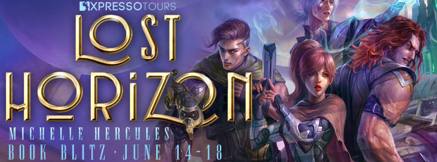 Book Blitz: Lost Horizon by Michelle Hercules | Tour organized by XPresso Book Tours | www,angeleya.com