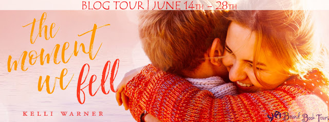 Blog Tour: The Moment We Fell by Kelli Warner | Tour organized by YA Bound | www.angeleya.com