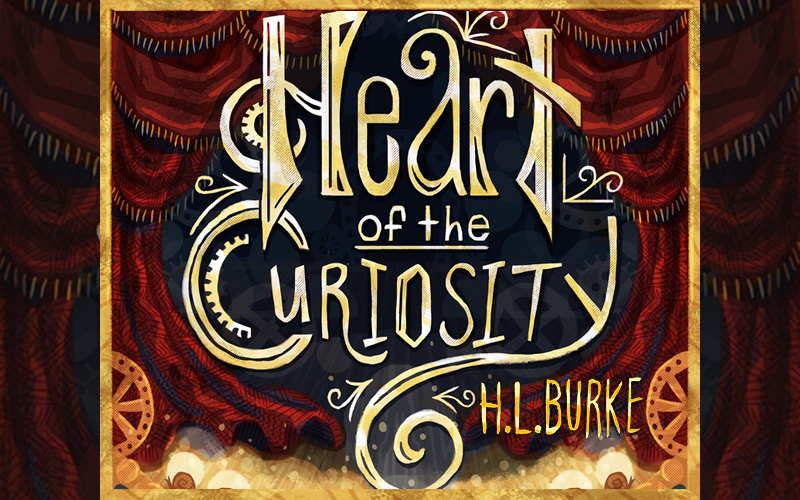 Heart of the Curiosity by H.L. Burke | www.angeleya.com