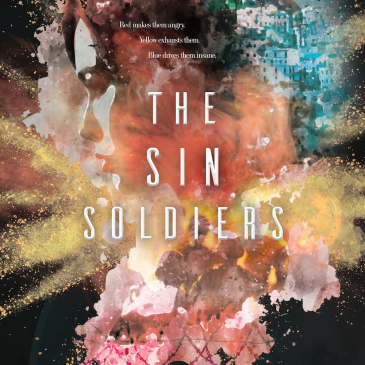 Book Blitz: The Sin Soldiers by @TracyAuerbach