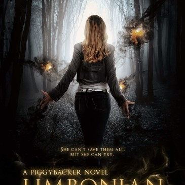 Cover Reveal: Limbonian by Mikki Noble