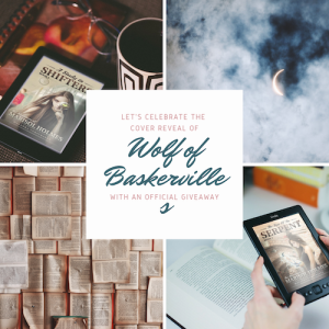 Giveaway: Wolf of Baskervilles by Majanka Verstraete | Tour organized by XPresso Book Tours | www.angeleya.com