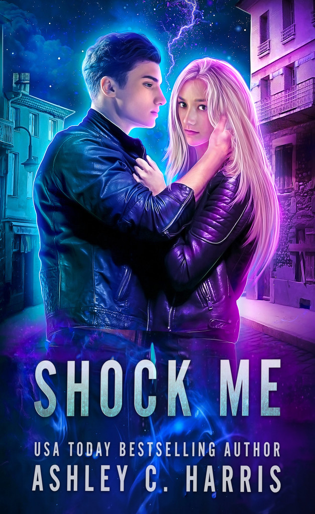 Shock Me by Ashley C. Harris   Tour organized by XPresso Book Tours   www.angeleya.com