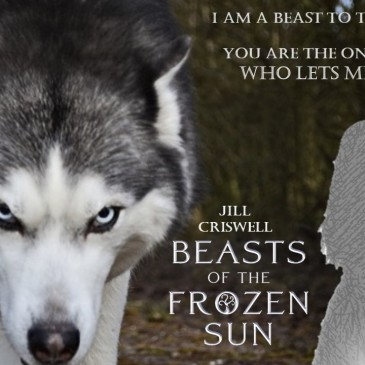 Book Blitz: Beasts of the Frozen Sun by Jill Criswell