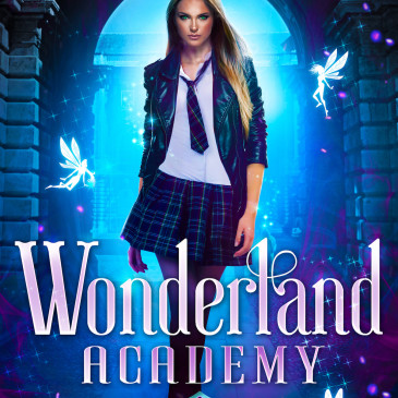 Book Review: Wonderland Academy Year One by @melaniekarsak