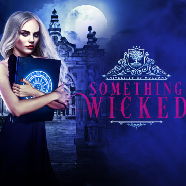 Book Blitz: Something Wicked by Emma Dean