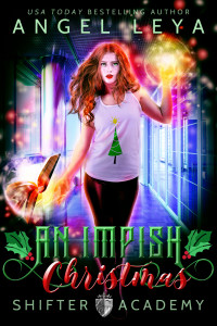 An Impish Christmas (Shifter Academy) by Angel Leya | www.angeleya.com