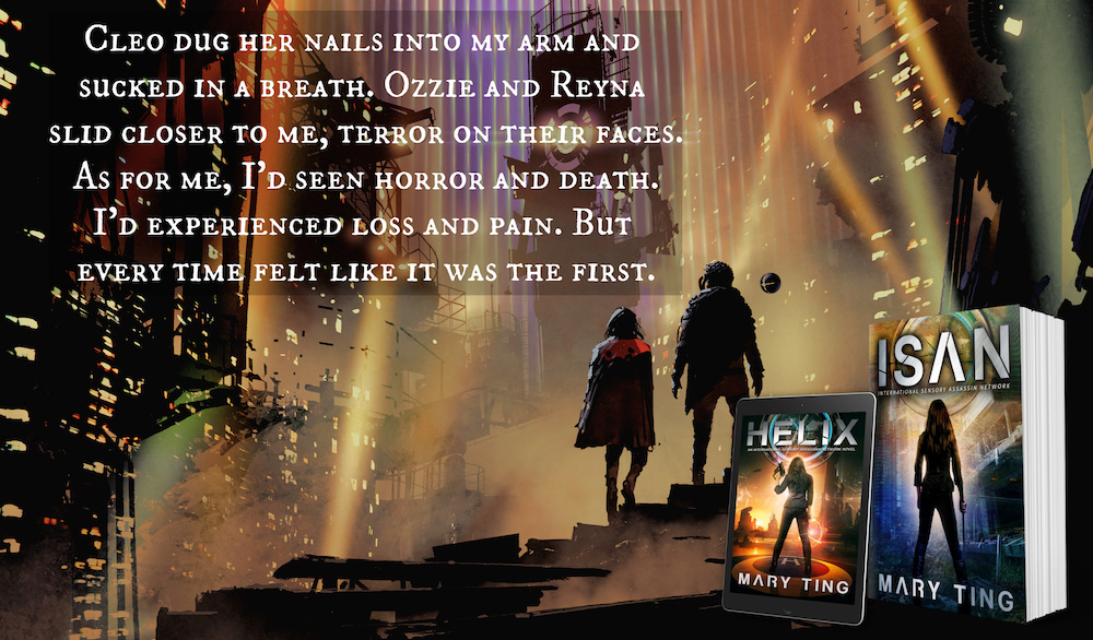 Quote 3: Helix by Mary Ting   Tour organized by XPresso Book Tours   www.angleya.com