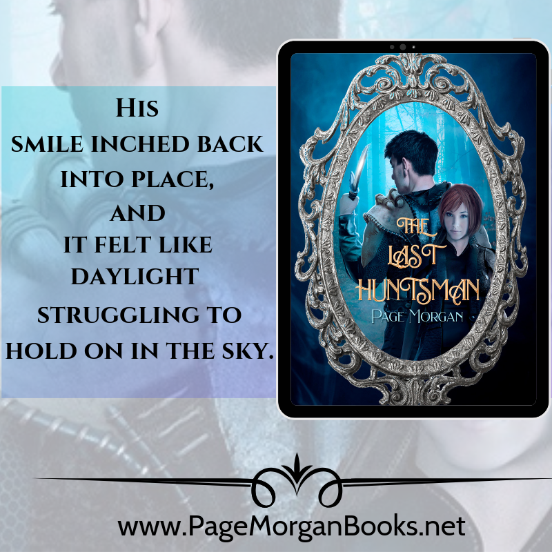 Teaser 2: The Last Huntsman by Page Morgan | Tour organized by XPresso Book Tours | www.angeleya.com
