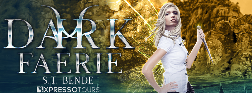 Cover Reveal: Dark Faerie by S.T. Bende   Tour organized by Xpresso Book Tours   www.angeleya.com